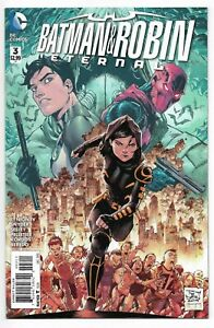 Batman & Robin Eternal #3 DC Comics 2015 VF+