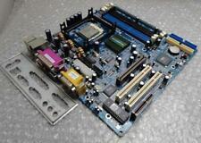 Original Genuine SpaceWalker MV43 V3.1 DDR2 LGA 478 Motherboard w IO Backplate