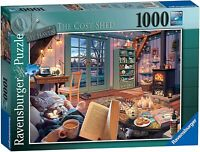 Ravensburger The Cosy Shed My Have No.6 1000 Piece Jigsaw Puzzle New & Sealed