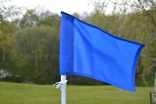 Set of 10 tie-on Flags for Golf / Rugby / Football