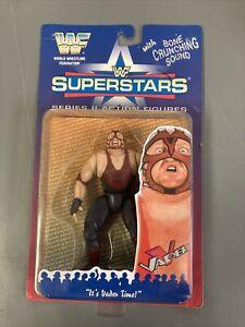 WWF VADER Jakks Series 2 1996 BCA WWE Wrestling Figure NXT ECW WCW BIG VAN
