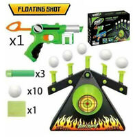 Hover Floating Target Air Shot Game Foam Dart Blaster Shooting Ball Toy Gift USB