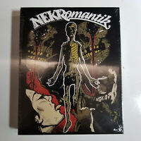 NEW! OOP! Nekromantik 1 & 2 Blu-Ray Set CULT EPICS Limited Edition w/ Slipcover