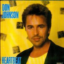 "7"" Don Johnson/Heartbeat (Yellow Cover) NL"