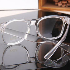 Fashionable Glasses Transparent Frame Glasses Eyewear Eyeglasses For Men Women