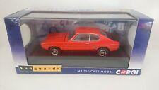 Corgi VA13305A Ford Capri Mk1 RS3100 Sebring Red Ltd Edition No. 0002 of 1000