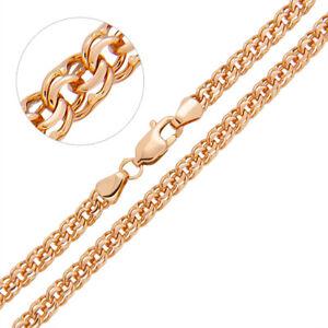 NEU Handgefertigte Goldkette Halskette 585erGold Massivkette deutsche Handarbeit