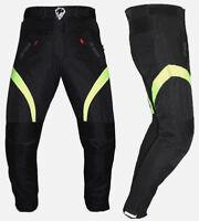 Pantalone Impermibile Invernale Moto Scooter Protezioni CE Altavisibilita'