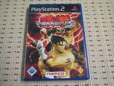 Tekken 5 für Playstation 2 PS2 PS 2 *OVP*