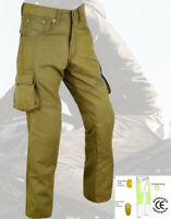 Women Motorcycle Jeans Trouser lined with Kevlar CE armour Trouser / Pant