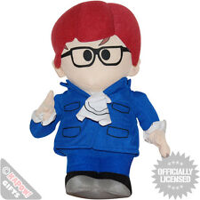 Weenicons Austin Powers Large Plush Toy. Cool Groovy 60's Chic Novelty Gift Idea