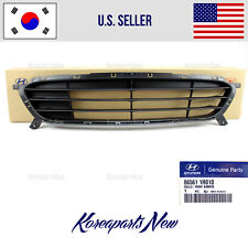 Grille Front Bumper Lower (GENUINE) 865611R010 HYUNDAI ACCENT 2014-2017