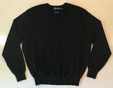 Polo Golf Ralph Lauren The Cliffs Merino Wool Sweatshirt Sweater V-Neck XL