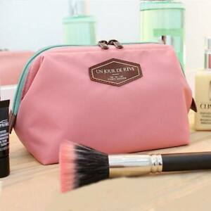 Women Multifunction Makeup Cosmetic Bag Travel Toiletry Case Pouch Purse Box