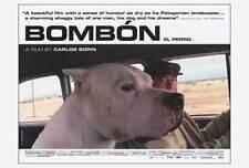 BOMBON EL PERRO Movie POSTER 27x40 Juan Villegas Walter Donado Micol Est vez