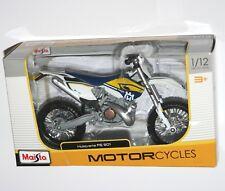 Maisto - HUSQVARNA FE 501 - Motorcycle Model Scale 1:12