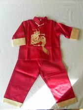 Unbranded Satin Complete Outfit Unisex Fancy Dress