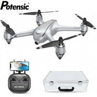 Potensic D80 Drone with 2K HD Camera GPS FPV RC Quadcopter Brushless Motor