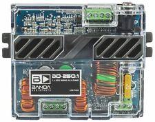 BD250.1 BANDA One Channel 250 Watts Max @ 4 Ohm Car Audio Amplifier BRAND NEW