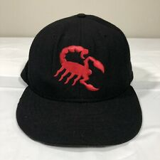 VTG Scottsdale Scorpions Hat New Era Fitted Cap USA 90s Jordan Minor League