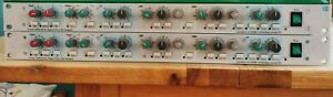 Amek 9098 Mic Preamp And EQ. 2 Available. Price is for 1
