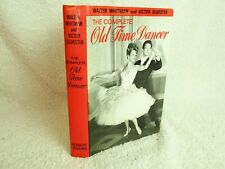 The Complete Old Time Dancer by Whitman & Silvester - 1st ed signed