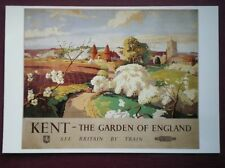 Kent Single Collectable Transportation Postcards