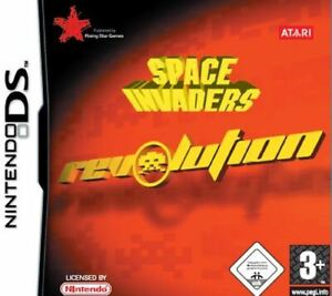 Space Invaders Revolution - Nintendo DS
