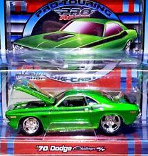 Maisto Pro Rodz PRO-TOURING DIECAST 1970 Dodge Challenger R/T RUBBER TIRES 1/64