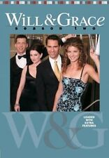 Will & Grace ~ Complete 2nd Second Season Two ~ BRAND NEW DVD SET