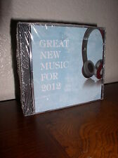 Great New Music for 2012 (CD, 2012, Mercury)