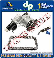 AUDI A4 TT CAMSHAFT TIMING CHAIN TENSIONER W/ GASKET 058109088K 058109229B SET 3