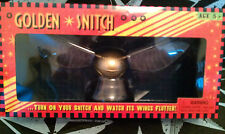 Warner Bros Harry Potter London Tour Golden Snitch with Moving Wings - Exclusive