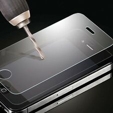 From USA ship Premium Real Tempered Glass Film Screen Protector for iPhone 4/4S