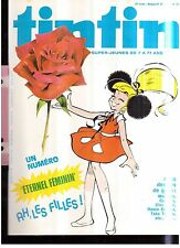 B16- Tintin N°157 Numero eternel Feminin
