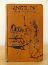 "1925 ""ANGEL PIG"" - A School Story for Girls - by MARJORIE C. BARNARD"