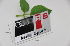 D900 RS Sport Auto 3D Emblem emblème Badge Aufkleber PKW KFZ emblema Car Sticker