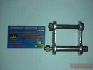 Shackle Set (1), Austin A40-A55 Cambridge, A90-A105 Westminster, Morris Marshall