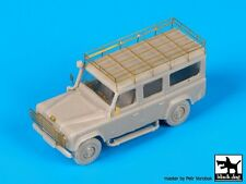 Black Dog 1/72 Land Rover 110 Defender 'One Ten' Complete Kit (with PE) T72088