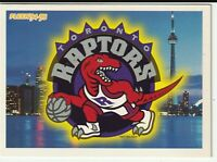 "1994 Fleer ""Toronto Raptors"" Entry into The NBA Trading Card ""Very Nice"""