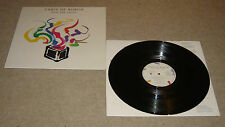 CHRIS DE BURGH INTO THE LIGHT VINYL LP + Inner Sleeve A2 B3 pressing-EX