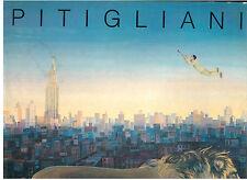 LETIZIA PITIGLIANI  LEONARDO DE LUCA 1991 I° EDIZ. PITTURA