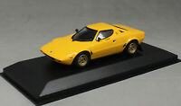 Minichamps Maxichamps Lancia Stratos in Yellow 1974 940125021 1/43 NEW 2020