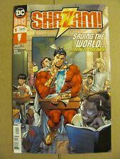 Shazam #1 DC Universe 2018 Series Geoff Johns 1st Print 9.6 Near Mint+