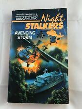 Avenging Storm by Long, Duncan 1992 paperback Strike Force