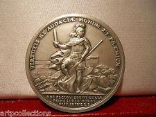 1779 MÉDAILLE FRANCE USA RÉVOLUTION COLONEL DE FLEURY Duvivier
