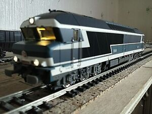 ROCO Réf 62983 Loco Diesel CC 72048 livrée d'origine Ep. IV HO Occasion SOUND