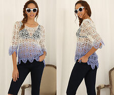 Lucy in the Sky Stelly Top Size 10 BNWT