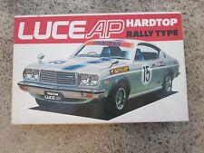Bandai 1/20 scale Mazda Luce AP hardtop rally type NEW
