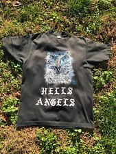 New listing Vintage 1987 Harley Davidson T-shirt size large Eagie 50/50 Made In Usa